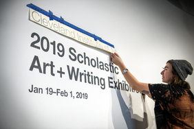 Scholastic Art + Writing Competition