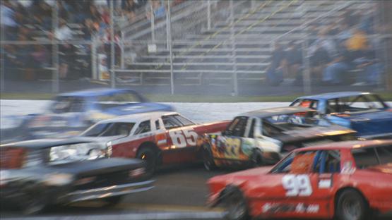 THE LAST RACE film still
