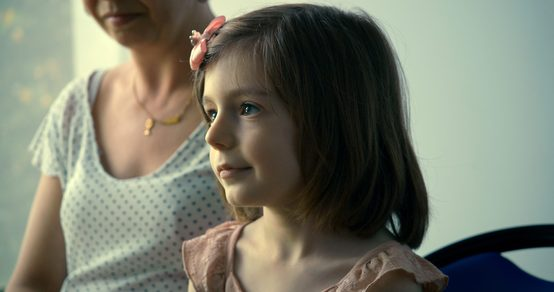 LITTLE GIRL film still