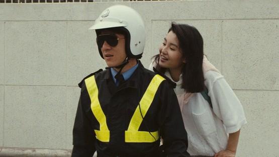 POLICE STORY 2 film still