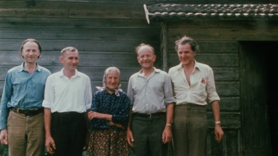 REMINISCENCES OF A JOURNEY TO LITHUANIA film still