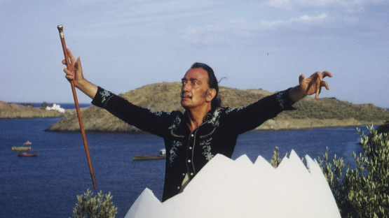 SALVADOR DALÍ: IN SEARCH OF IMMORTALITY film still