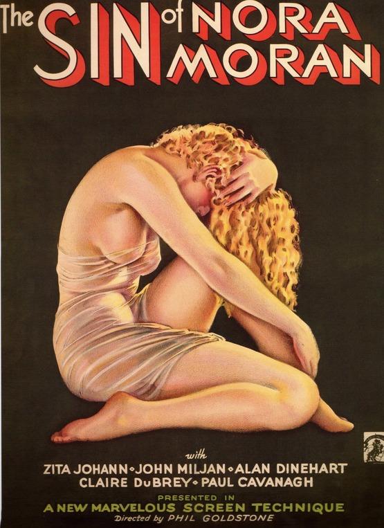THE SIN OF NORA MORAN film still