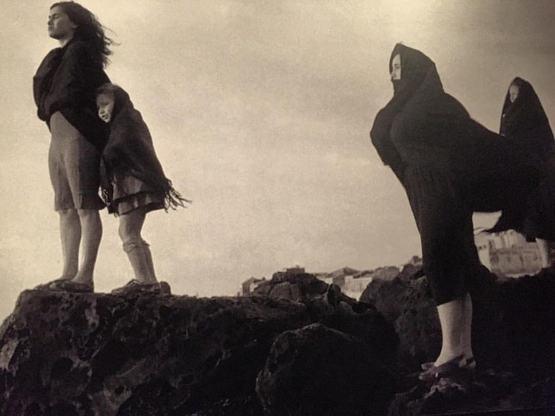 LA TERRA TREMA (THE EARTH TREMBLES) film still
