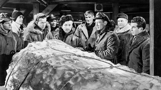 THE THING FROM ANOTHER WORLD film still