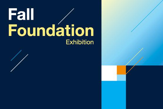 Fall Foundation geometric graphic