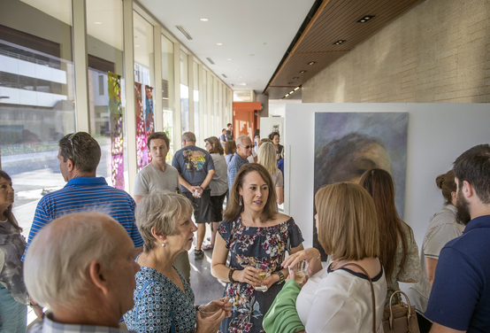 Reception from 2018 Summer Teacher Residency