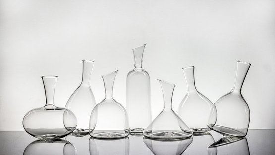 Glasswork by CIA alum Nate Cotterman