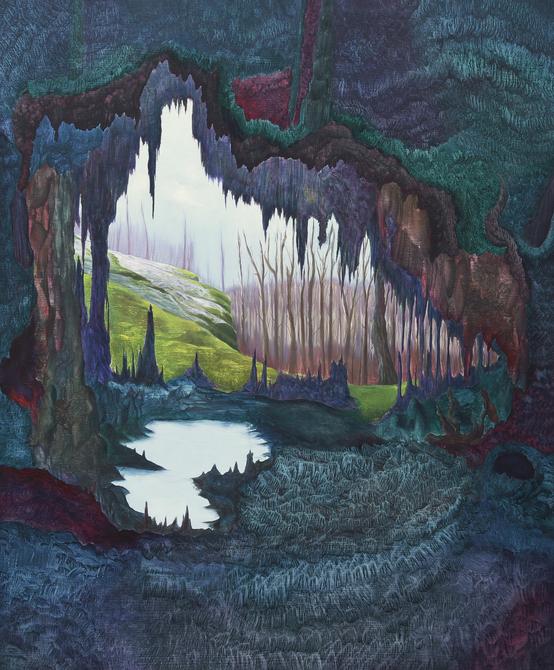"""Cave"" by Zach Smolko (2021)"