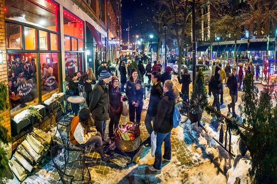 Brite Winter Music & Arts Festival