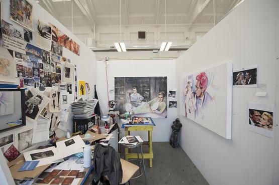 Painting Studio Space