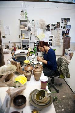Ceramic Studio Space