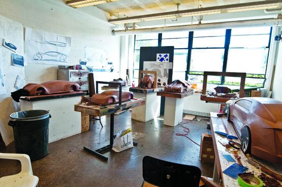 Industrial Design Studio Space