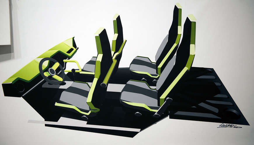 Industrial Design student work by Andrew Schad