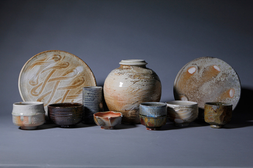 ceramic student work by Fox Nicely