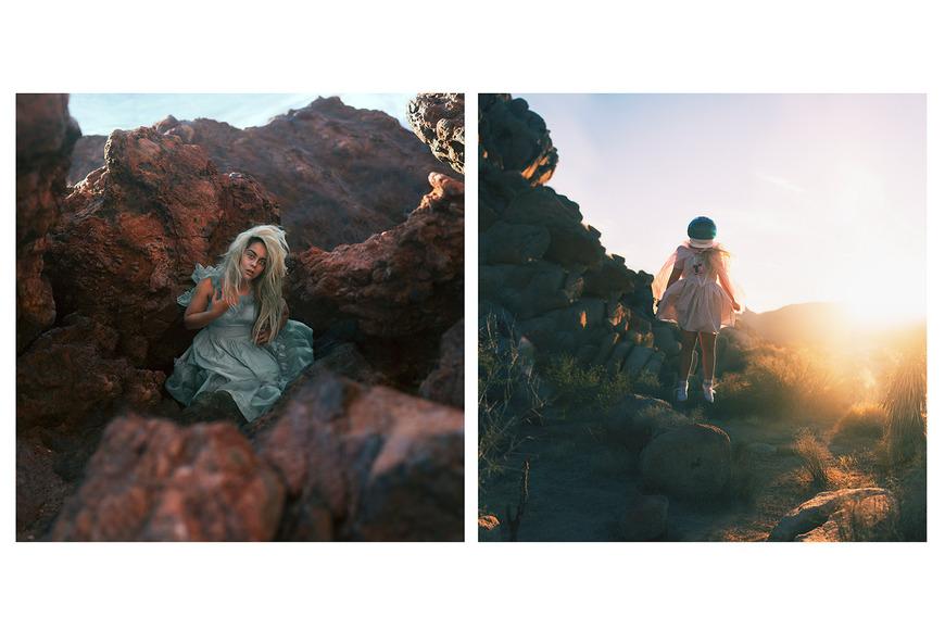 Photography + Video student work by Nicole Matthews