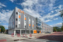 Exterior Shot of Euclid 117 Residence Hall