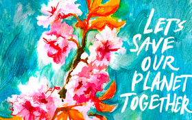 Illustrators present Earth Day exhibition at Cleveland Botanical Garden