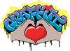 Graffit Heart logo