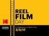 Reel Film Day logo